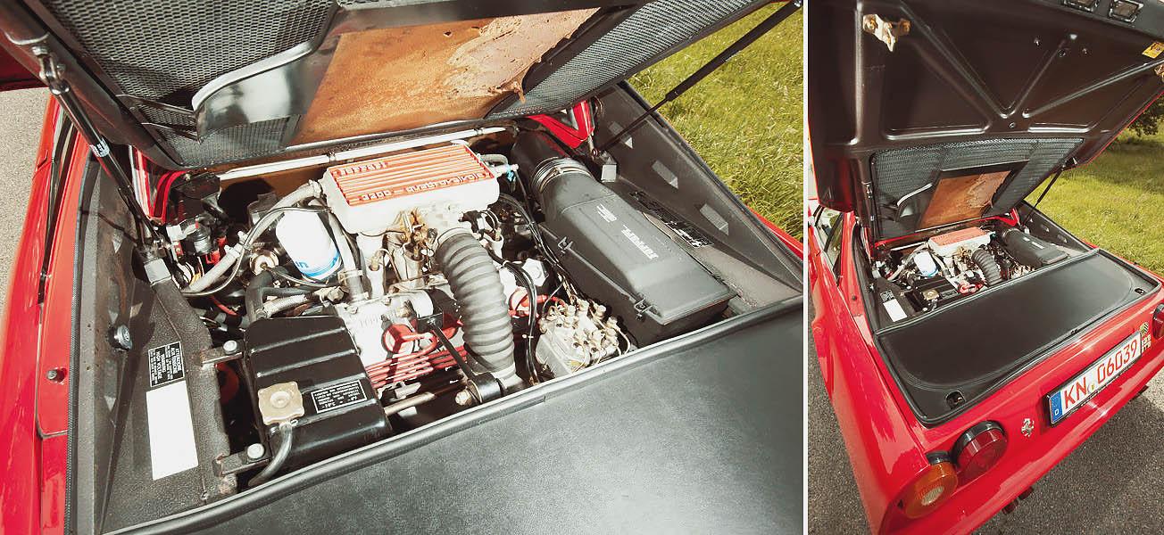 1986 Ferrari 328GTB road test