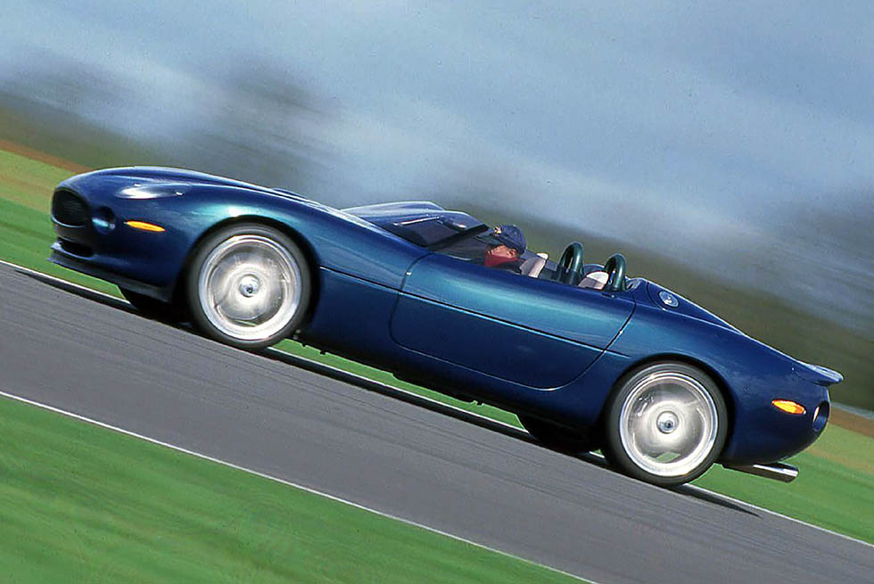 Designing for Jaguar - we talk to Keith Helfet