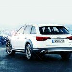 New Audi A4 allroad quattro B9