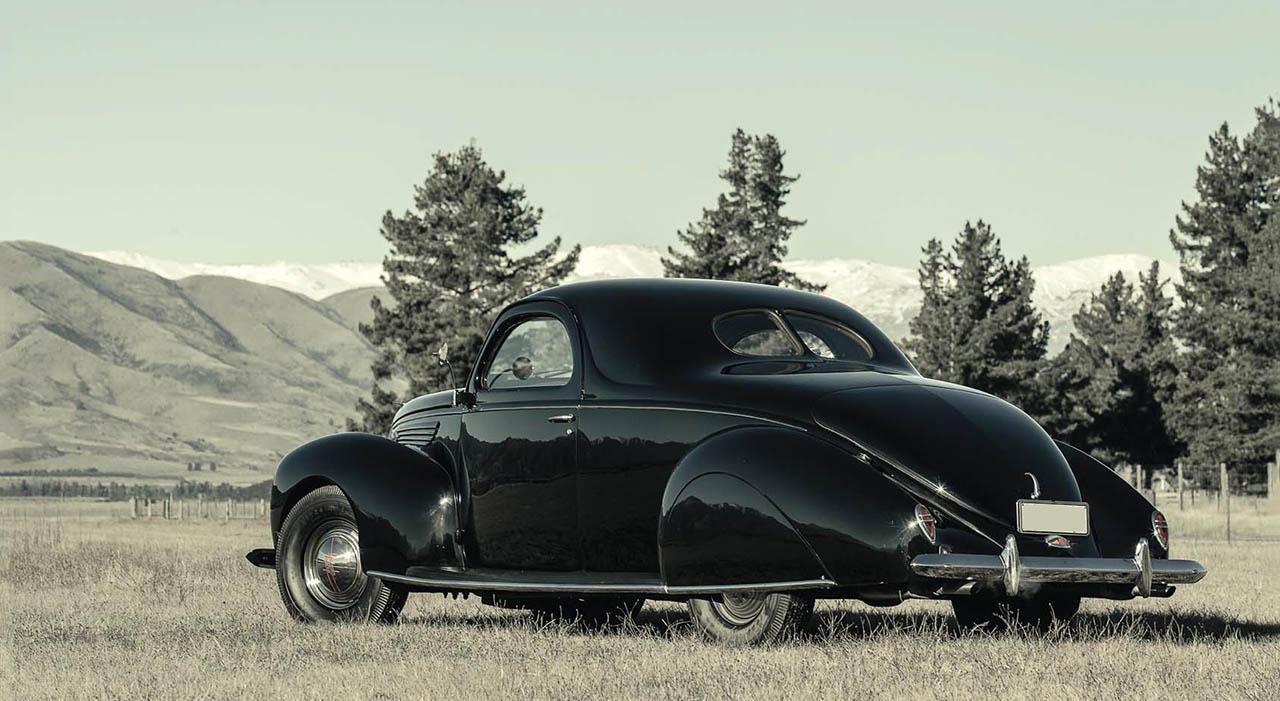 1938 Lincoln Zephyr V12