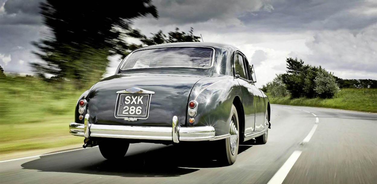 1953 Riley Pathfinder road test