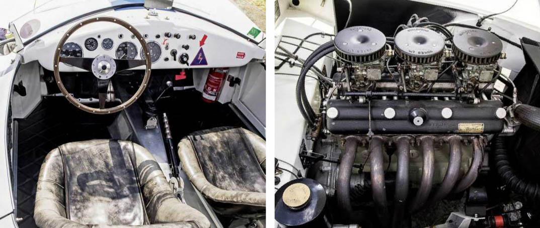1954 Arnolt-Bristol Bolide driven