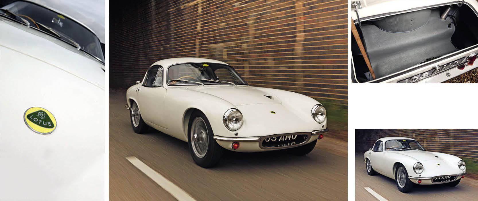 1959 Lotus Elite Type 14 road test