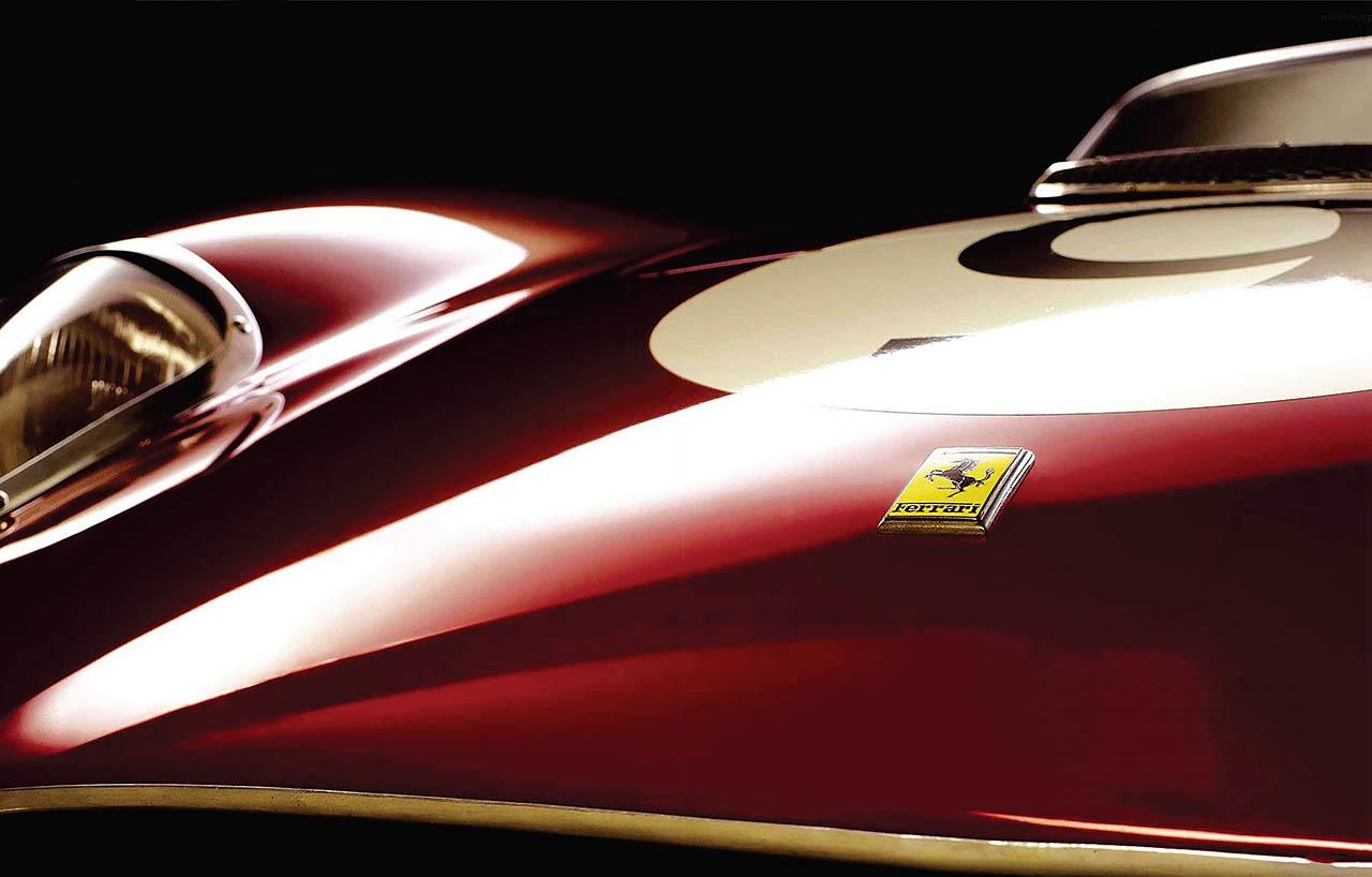 1961 Ferrari 250GT SWB Compttizione Drogo
