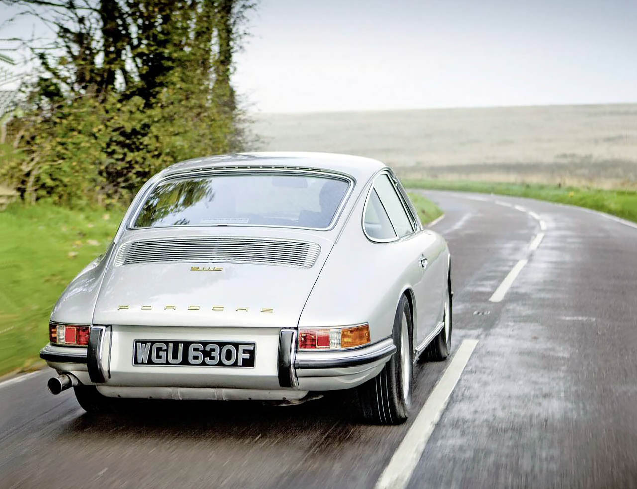 1968 Porsche 911 2.0S SWB road test