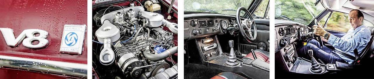 1973 MGB GT V8