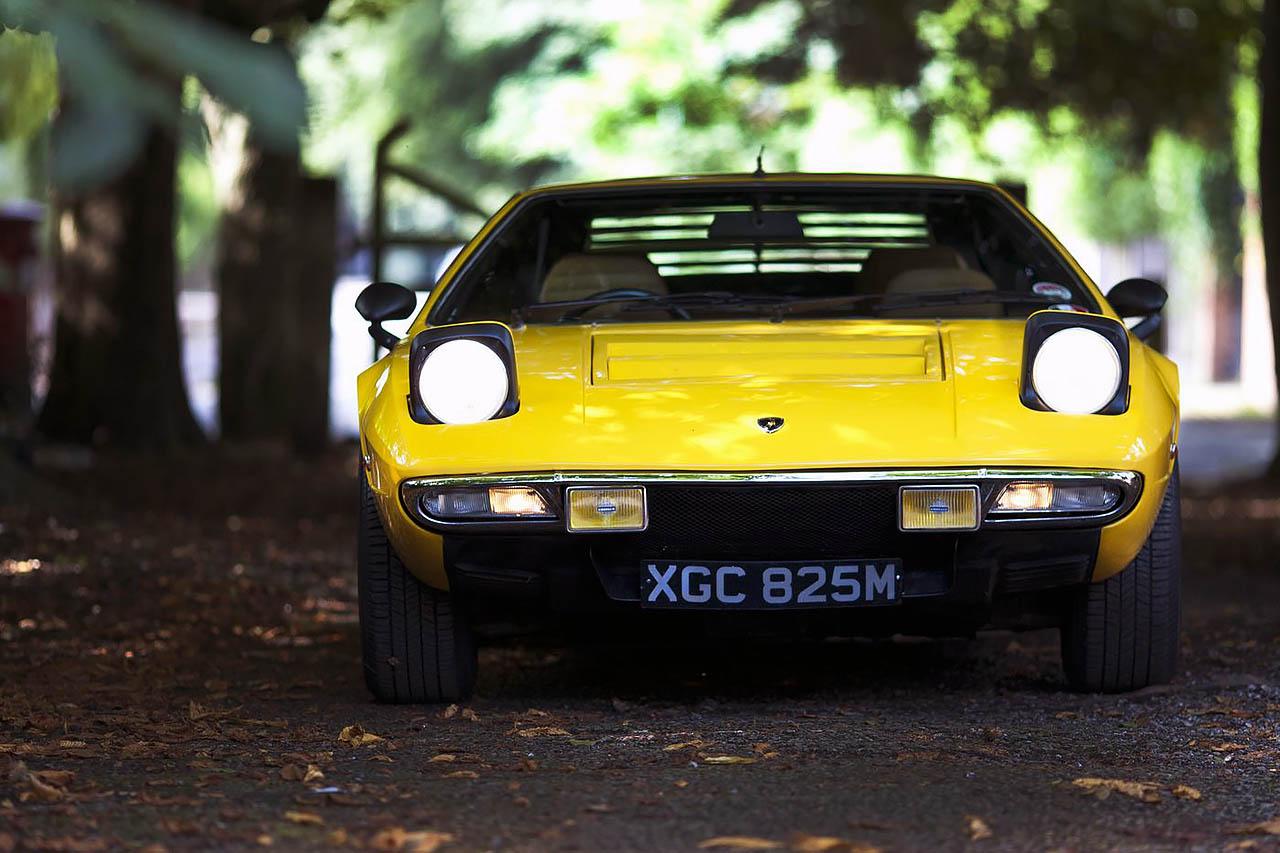 1974 Lamborghini Urraco S 2.5 road test