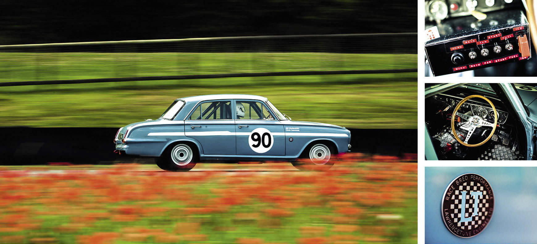 So, fancy Racing at Goodwood 1962 Vauxhall VX 4/90?
