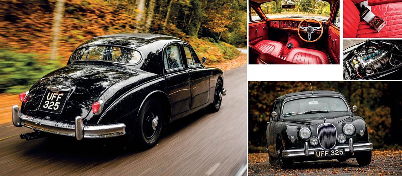 Jaguar Mk1 road test