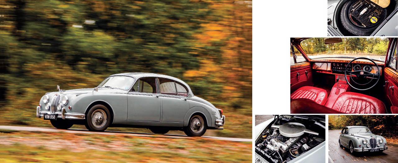 Jaguar Mk2 road test