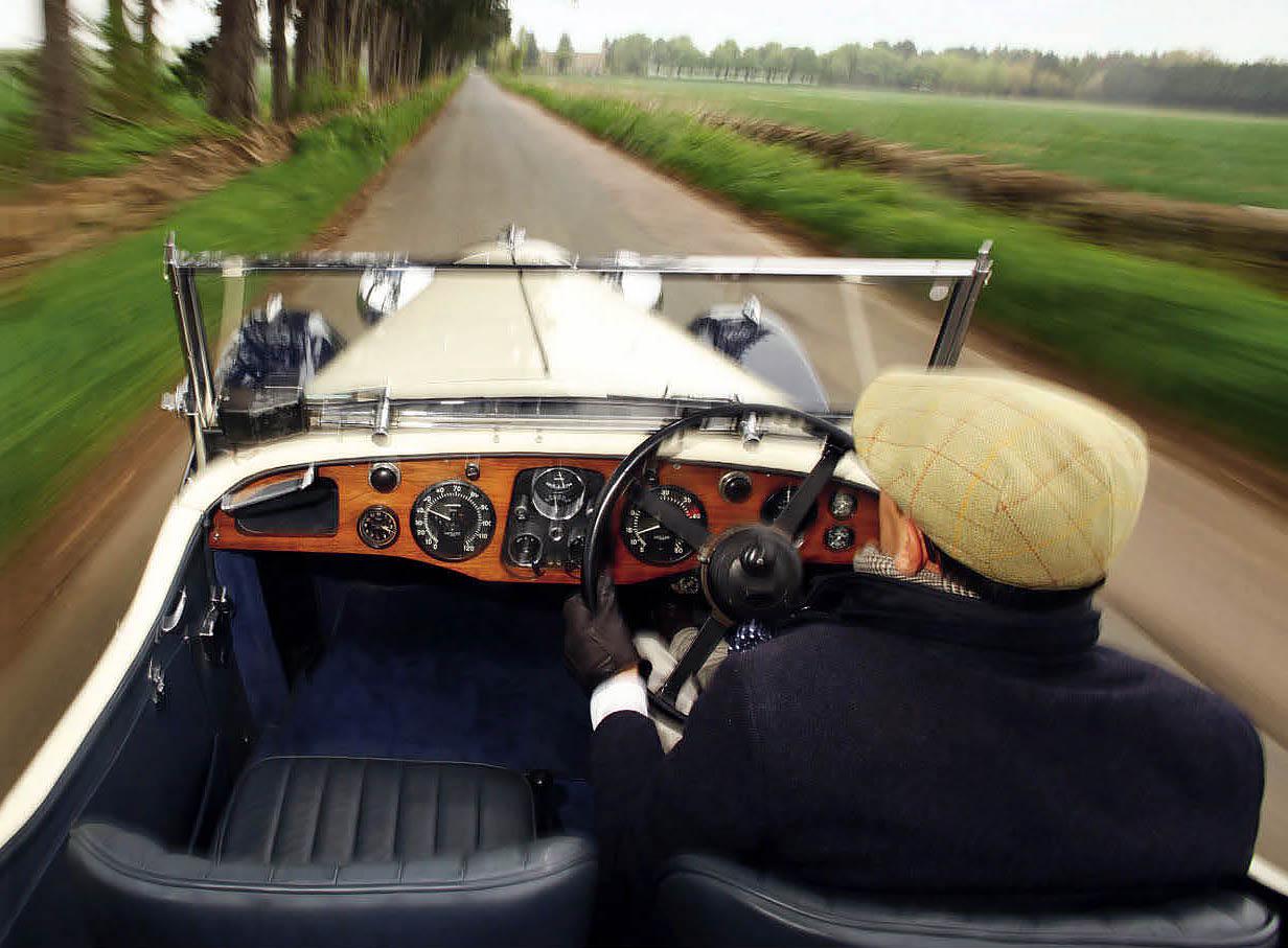 Lagonda M45 Rapide