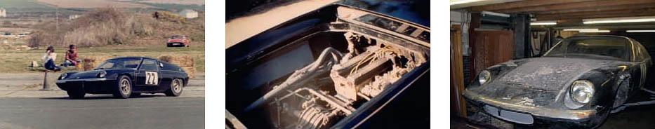 Lotus Europa Racing Car Type 47