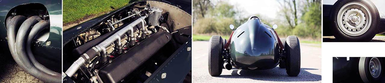 1959 BRM Type 25 driven