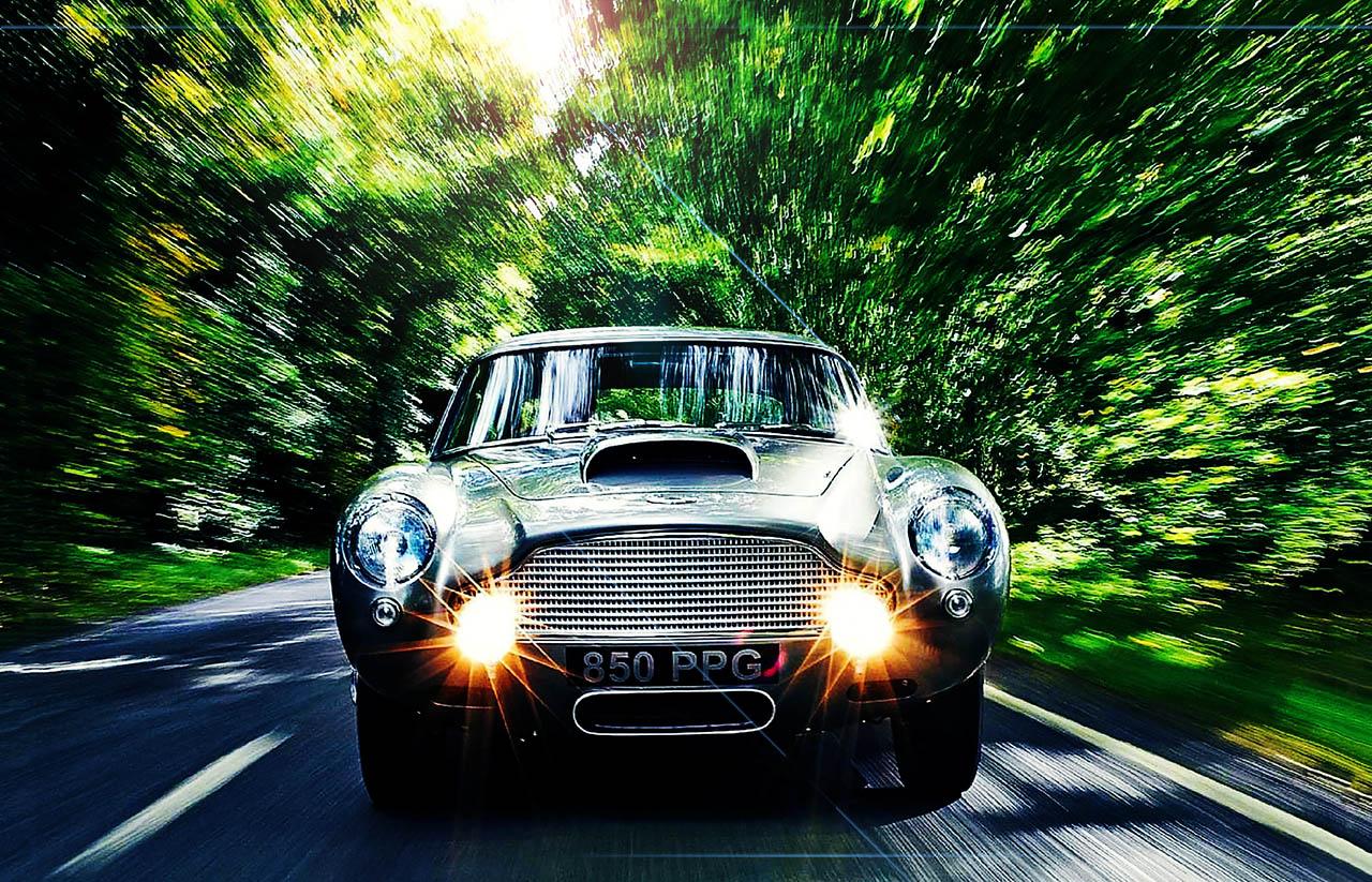 1960 Aston Martin DB4 GT - road test