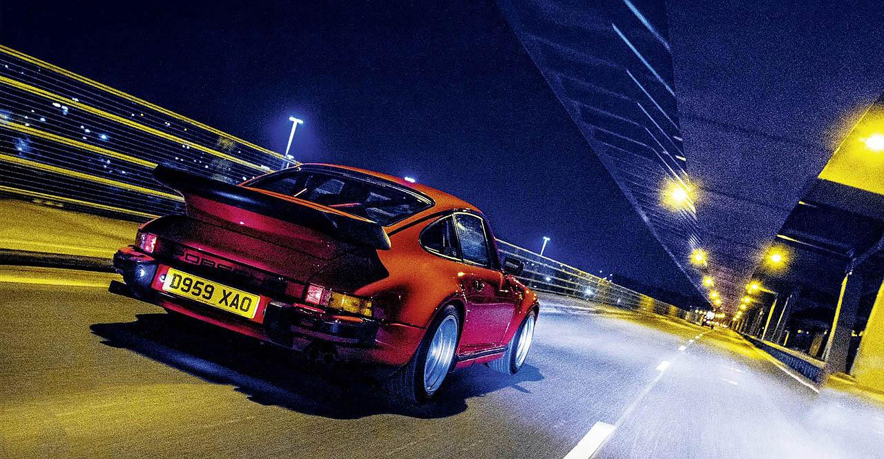1987 Porsche 911 Turbo Ruf 930