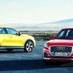 New model: 2016 Audi Q2 mini SUV at Geneva