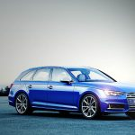 New 2016 Audi S4 Avant B9 unveiled