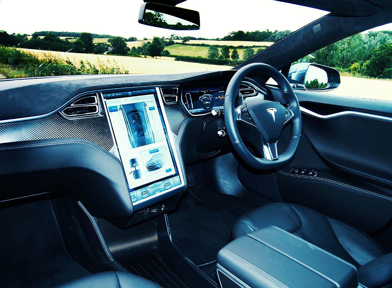 2016 Tesla Model S85