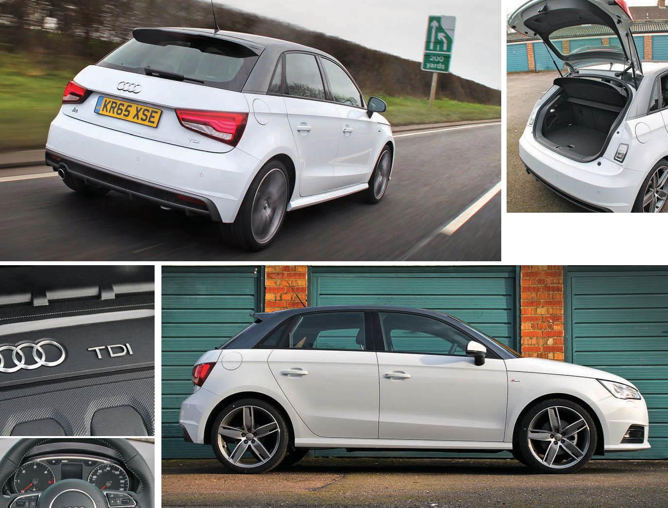 Road test – 2016 Audi A1 Sportback 1.6 TDI 116 PS S line S tronic