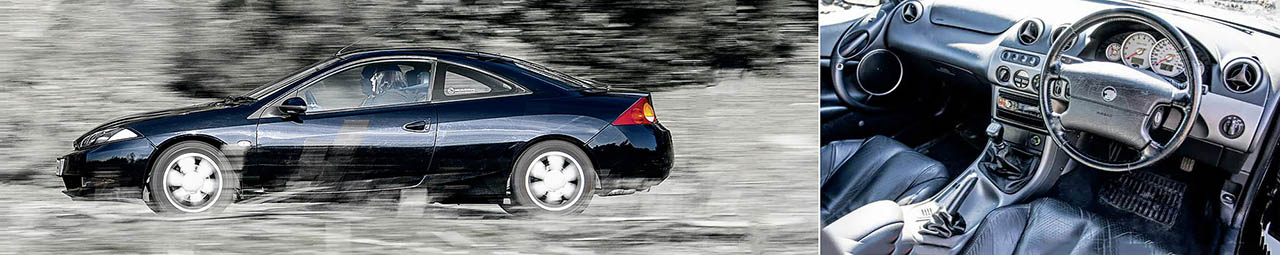 Ford Cougar V6