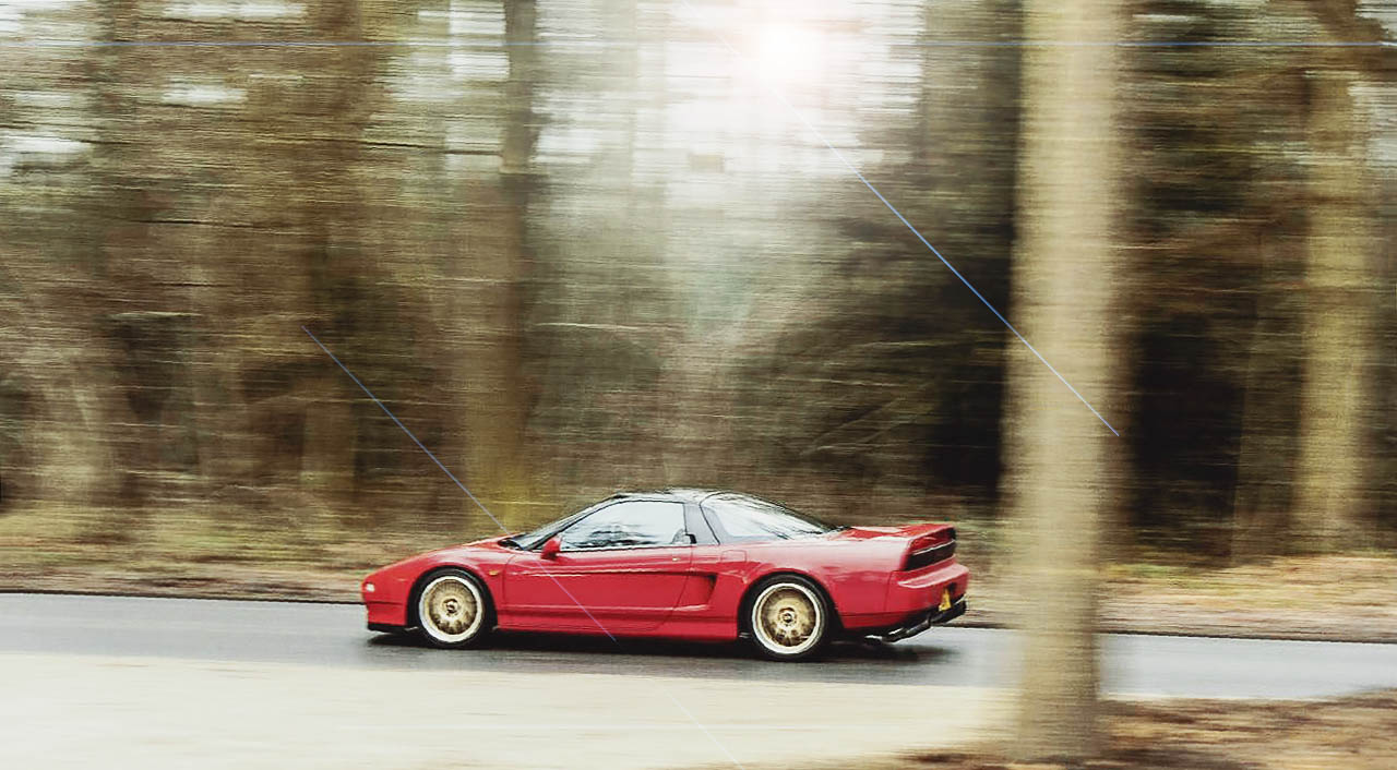 Honda / Acura NSX Japan's greatest supercar of all