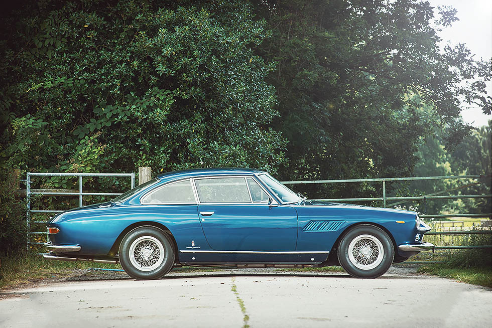 1965 Ferrari 330GT road test