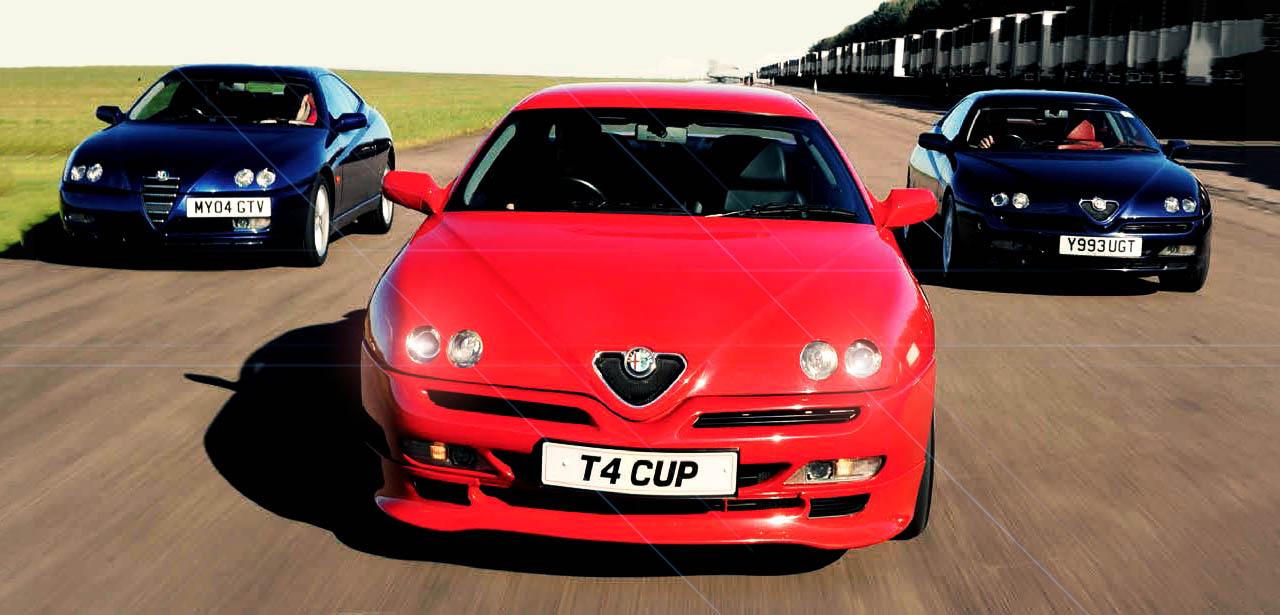 Alfa Romeo GTV & Spider 916-Series Giant Group Road Test