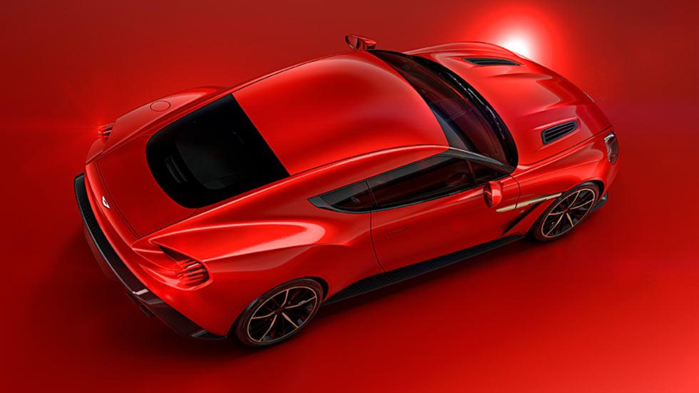 2016 Aston Martin Vanquish Zagato