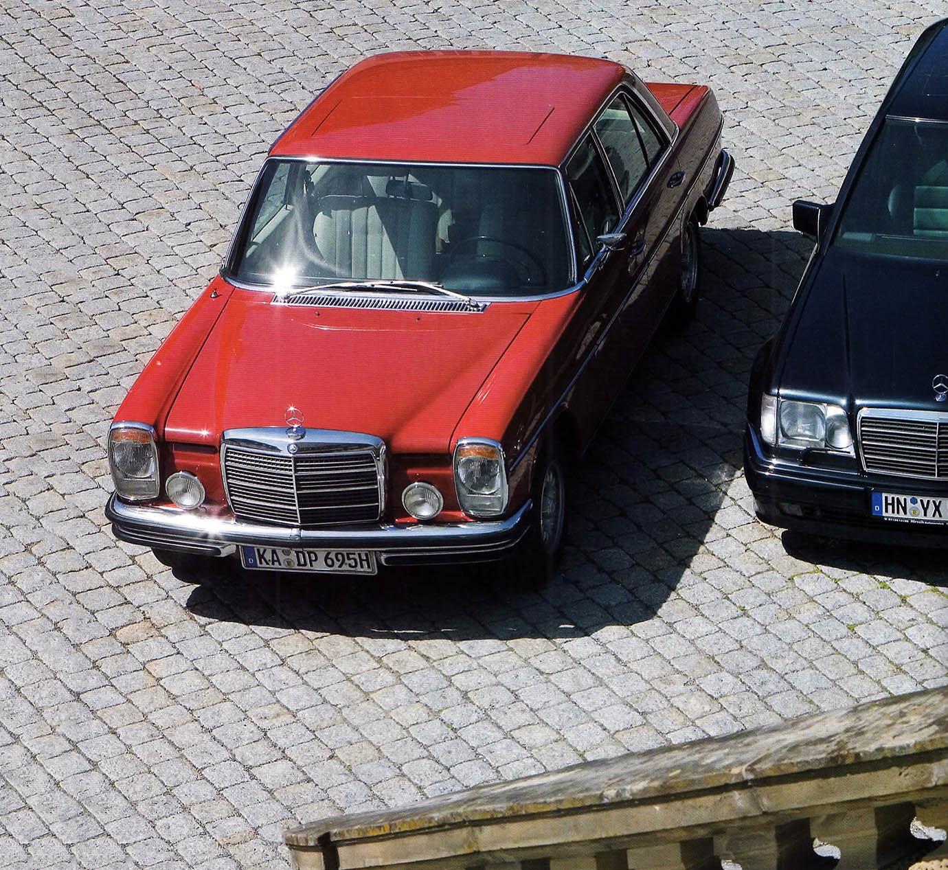 Mercedes-Benz 280E sedan W114