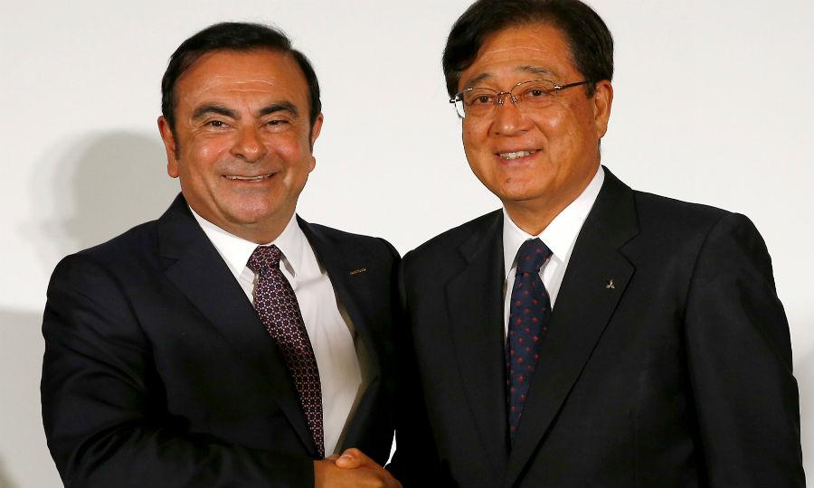 Nissan buys stake in troubled Mitsubishi