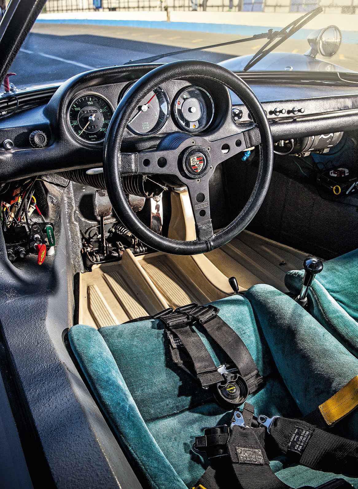 1965 Porsche Carrera GTS 904/6 driven