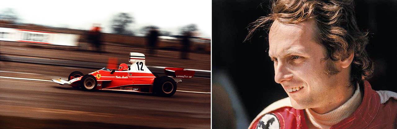 1975 Niki-Lauda Ferrari