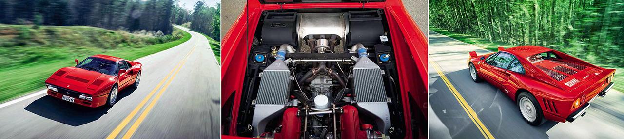1986 Niki Lauda's Ferrari 288 GTO