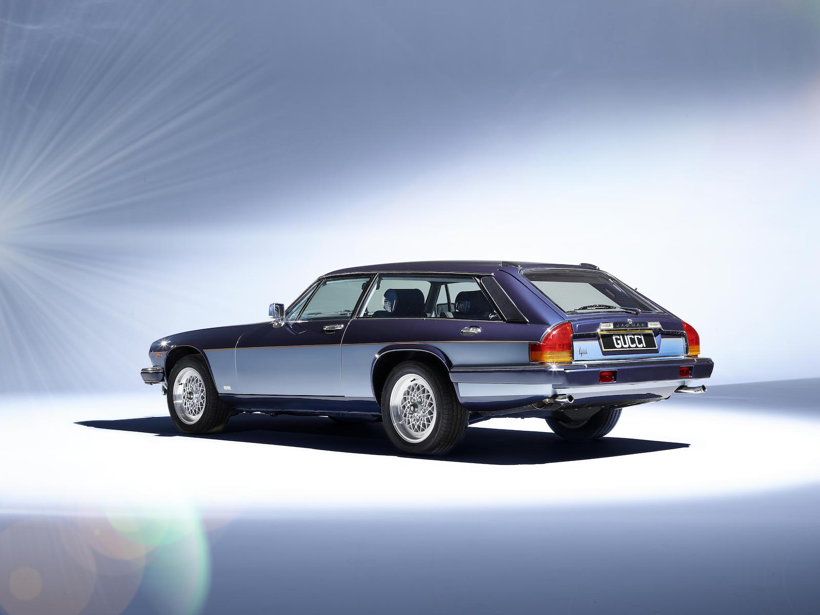 1987 Jaguar XJ-S Estate Lynx Eventer Disegno di Paolo Gucci