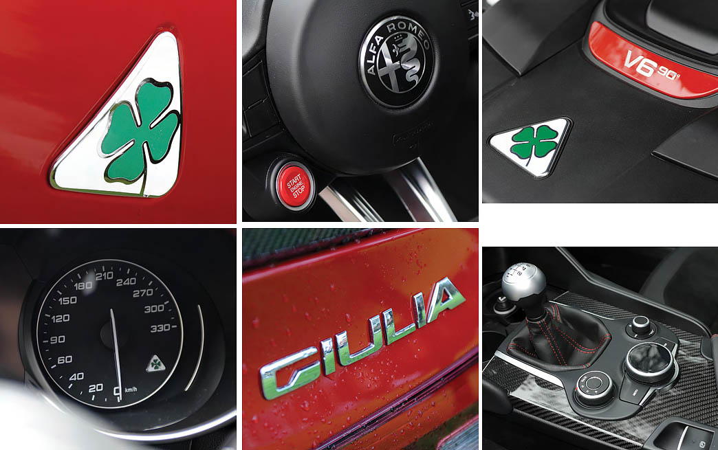 2016 Alfa Romeo Giulia First drive