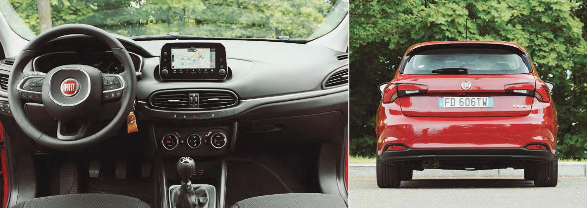 2016 Fiat Tipo 1.6 Multijet II road drive