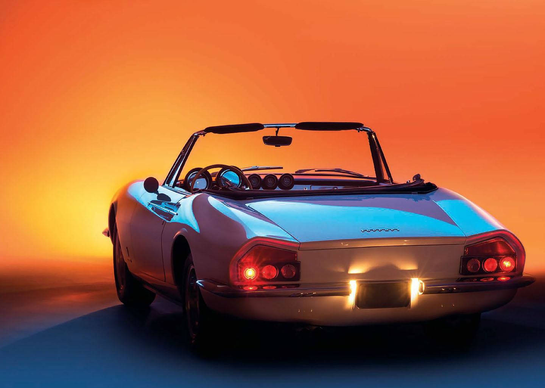 Pininfarina's fabulous Ferrari 365 California