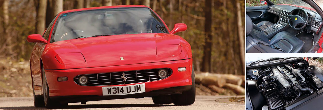 Ferrari 456GTA