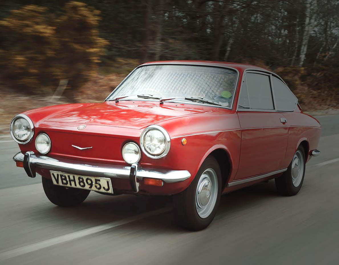 1970 Series II 850 Coupe