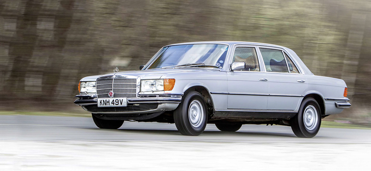 Mercedes-Benz 450SEL 6.9 W116