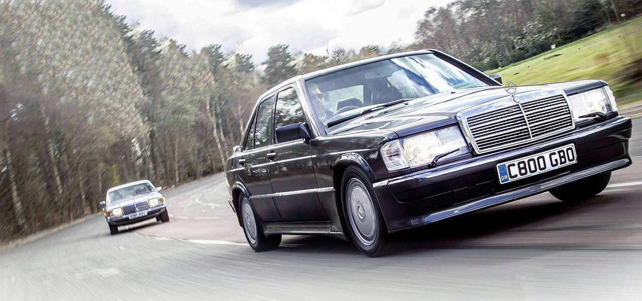 Mercedes-Benz 190E 2.3 Cosworth W201
