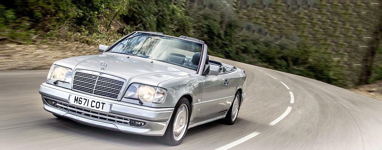 Mercedes-Benz E320 Cabriolet A124