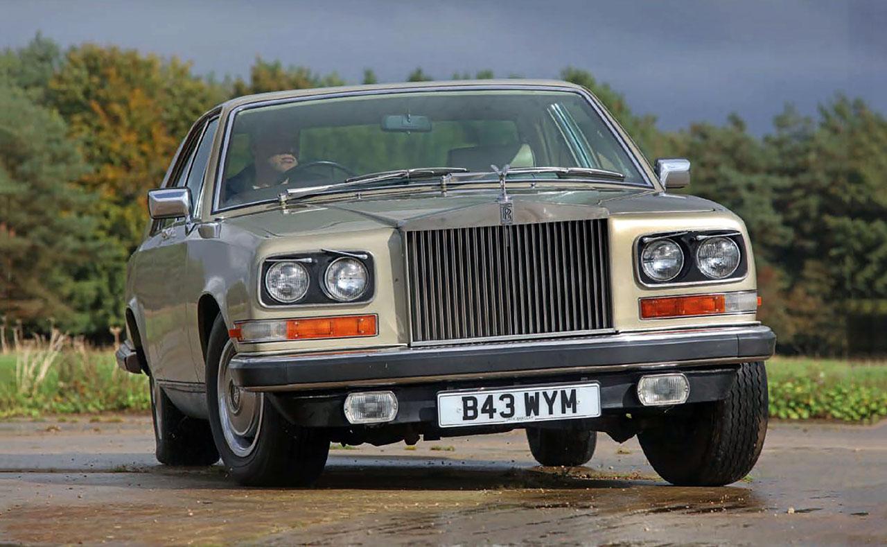Rolls-Royce Camargue road test