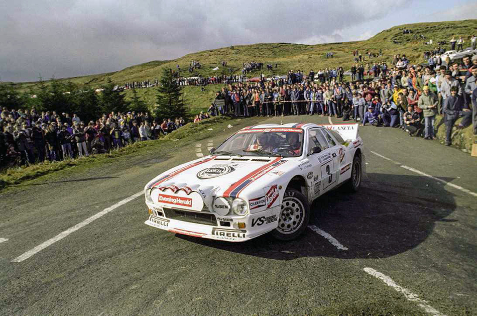 ROSEMARY'S TIME IN RALLYING