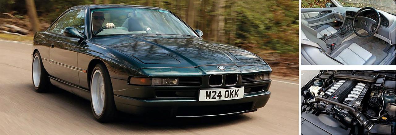 BMW 850CSi E31 8-Series