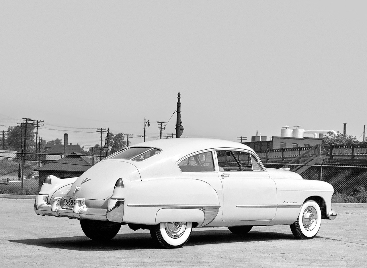 1948 Cadillac Sixty-One Club Coupe (6107)