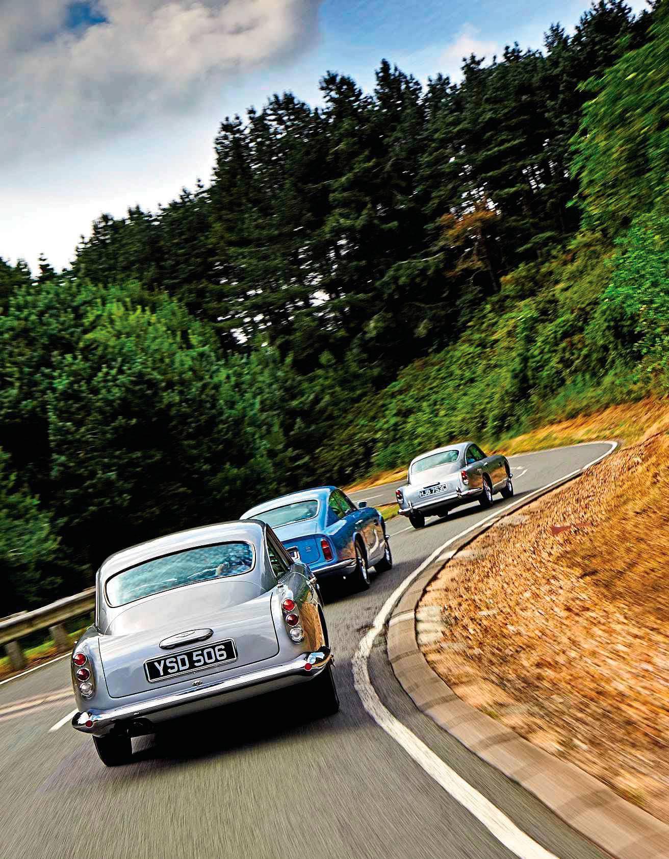 1958-1970 DB4 DB6
