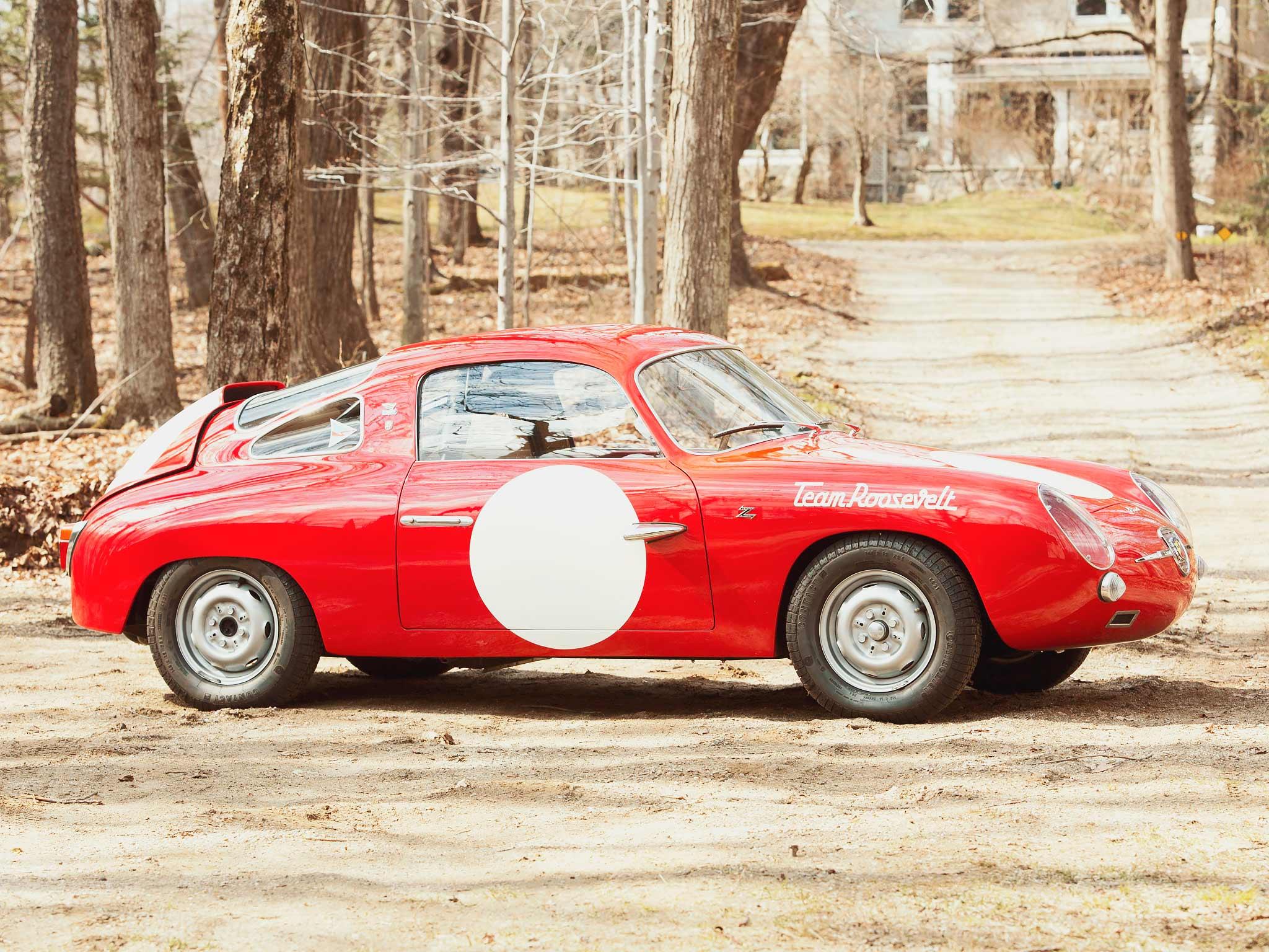 1958 Fiat Abarth 750 Record Monza