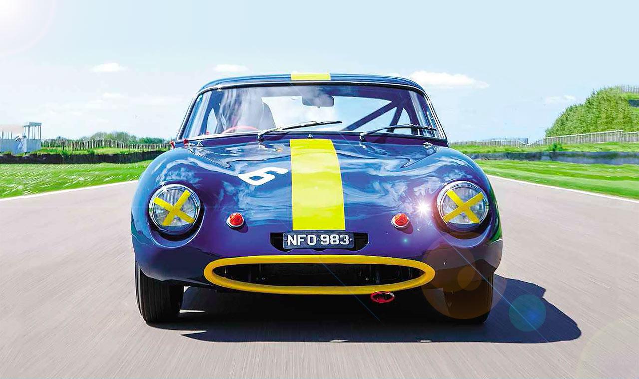 1960 TVR Grantura MkII Lightweight