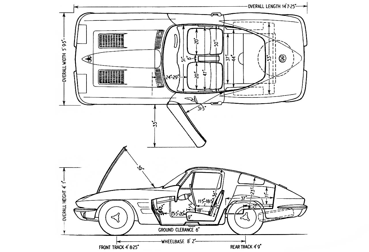 1963 Corvette Sting-Ray injection